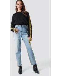Cheap Monday - Donna Trash Metal Jeans - Lyst