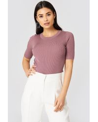 Storm&Marie - Nap Ss Sweater - Lyst