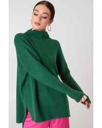Trendyol - Vertical Collar Sweater - Lyst