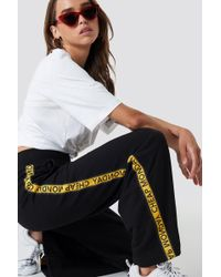 Cheap Monday - Margin Trousers Black - Lyst