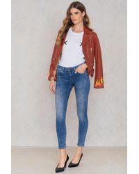 Rut&Circle - Victoria Dk Blue Jeans - Lyst