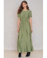 Storm&Marie - Dona Long Dress - Lyst