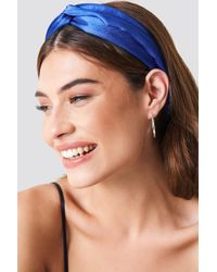 NA-KD - Satin Hairband - Lyst