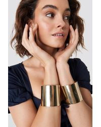 NA-KD - Double Arm Cuff - Lyst