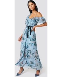 French Connection - Kioa Maxi Dress - Lyst