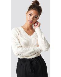 Mango - Genzov Sweater - Lyst