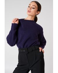 Trendyol - Balloon Sleeve Sweater - Lyst