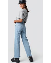 Levi's - Ribcage Jeans Get It Done - Lyst