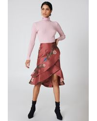 Keepsake - Night Lights Skirt - Lyst