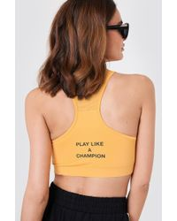 Champion - Stretch Sports Bra - Lyst