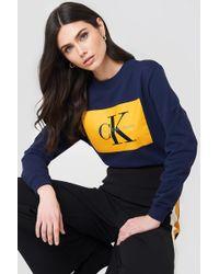 Calvin Klein - Hebe True Icon Jumper - Lyst