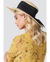 Mango - Riviera Hat Sand - Lyst
