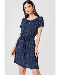 Minimum - Amarante Midi Dress - Lyst