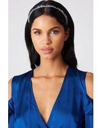 NA-KD | Embellished Hairband | Lyst