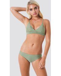 Hot Anatomy - Flirty Bikini Panty Green - Lyst