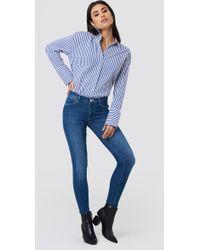 Wrangler - Super Skinny Jeans - Lyst
