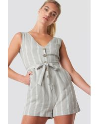 Mango - Fresh Playsuit - Lyst