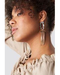 Mango - Glasgow Earrings Gold - Lyst