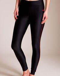 Laain - Tamara Side Piping Legging - Lyst