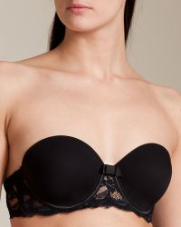 Lou Paris - Piccadilly Strapless Bra - Lyst