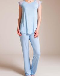 Cotton Club - Tiffany Norah Lita Pajama - Lyst