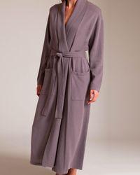 Arlotta By Chris Arlotta - Cashmere Long Robe - Lyst