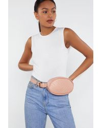 Nasty Gal - Want Quilt It Out Belt Bag - Lyst