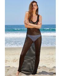 Nasty Gal - Cast Your Net Wider Fishnet Dress - Lyst