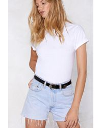 "Nasty Gal - ""cat Bollou Western Belt"" - Lyst"