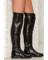 Lust For Life | Craft Lace-up Boot | Lyst