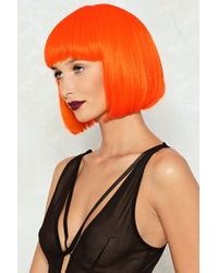Nasty Gal - Pulp Fiction Bob Wig Pulp Fiction Bob Wig - Lyst
