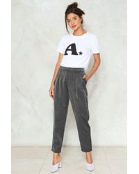 Nasty Gal | Tailored Trouser Tailored Trouser | Lyst