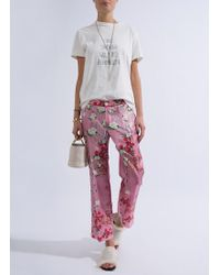 For Restless Sleepers - Pyjama Trousers - Lyst
