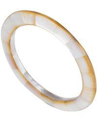 Natori - Josie Mother Of Pearl Bracelet - Lyst