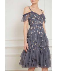 Needle & Thread - Lustre Cami Dress - Lyst