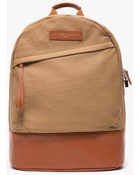 Want Les Essentiels De La Vie - Kastrup Woven Backpack - Lyst