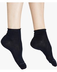Margaret Howell - Bobby Sock In Navy - Lyst