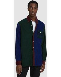 Polo Ralph Lauren - Colorblock Button Down Shirt - Lyst