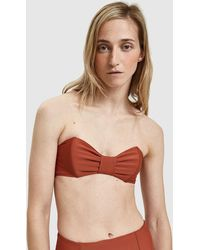 The Ones Who - Madeline Swim Top - Lyst