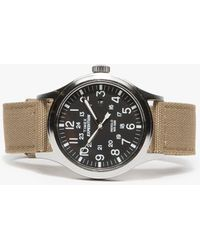 Timex - Expedition Scout In Black - Lyst