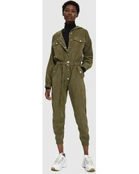 Farrow - Jolyon Hooded Jumpsuit - Lyst