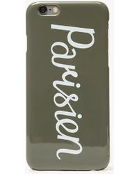 Need Supply Co. - Iphone Case Parisien In Khaki - Lyst