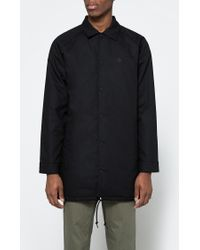 Need Supply Co. - Sanford Coat In Black - Lyst