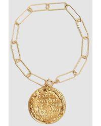 Alighieri - Il Leone Charm Bracelet - Lyst