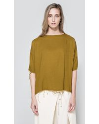 Need Supply Co. - Square Top In Gold Brown - Lyst