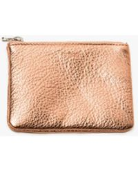Need Supply Co. - Small Flat Pouch In Copper - Lyst