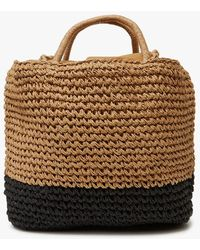 Need Supply Co. | Equator Tote In Two-tone | Lyst