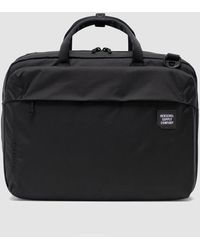 81a244ae3a4 Lyst - Herschel Supply Co. Britannia Messenger Bag Black in Black ...