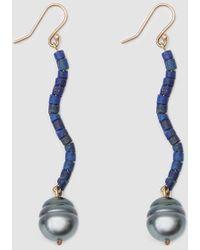 Trademark - Stella Pearl Earrings - Lyst