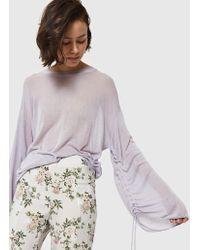 Farrow - Alexa Jumper In Lavender - Lyst